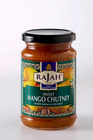 Chutney de Mangue Doux