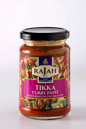 Pâte de Curry Tikka