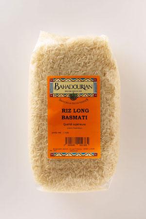 riz basmati bahadourian riz basmati paquet 1kg les riz. Black Bedroom Furniture Sets. Home Design Ideas