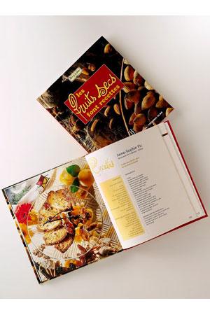 Livre de Cuisine «Les Fruits Secs Font Recettes»