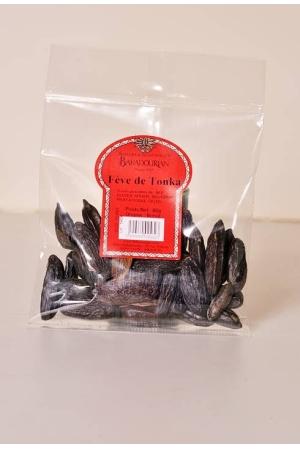 Fève de Tonka Entière