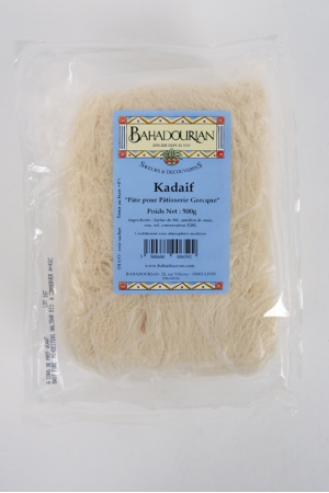 Pâte à Kadaïf