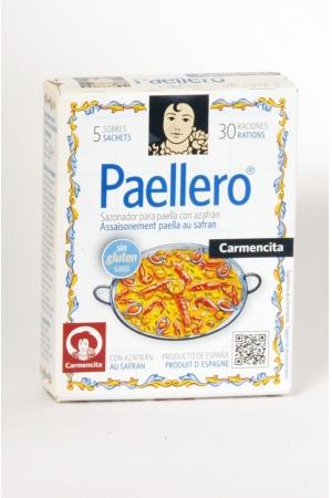 Mélange d'Assaisonnement pour Paëlla Paellero