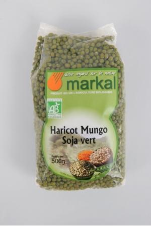 Haricot Mungo Soja Vert Produit Bio AB
