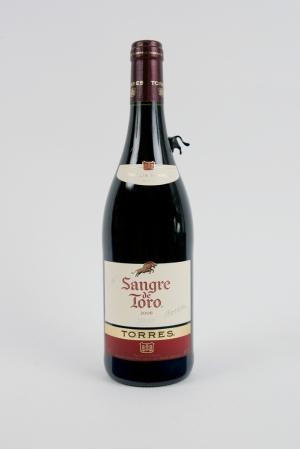 Vin Sangre de Toro De Torres Rouge