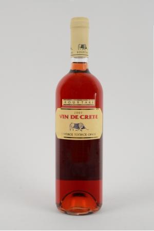 Vin de Crète Kourtaki Rosé