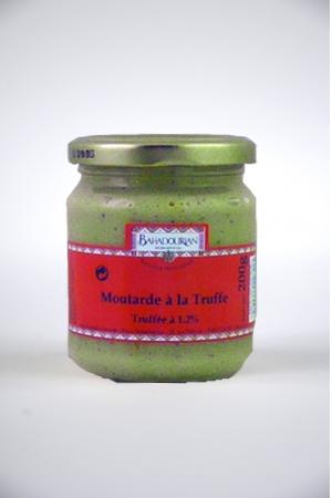 Moutarde à la Truffe du Périgord