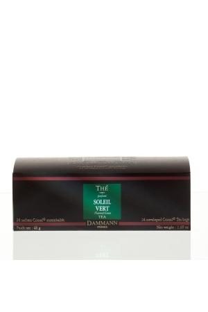 Thé Dammann Vert Parfumé Soleil Vert