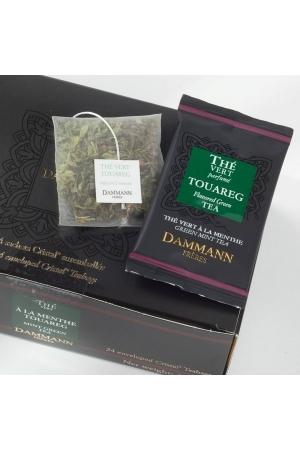 Thé Vert Parfumé à la Menthe Touareg