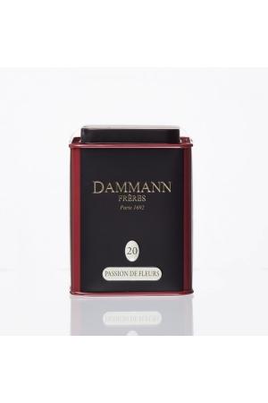 Thé Dammann Blanc Parfumé Passion de fleurs N°20