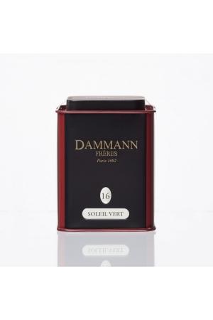 Thé Dammann Vert Parfumé Soleil Vert N°16