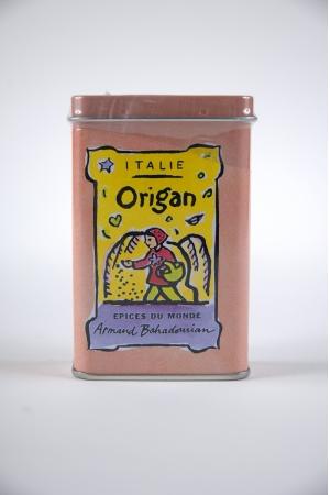 Boite à Epice Origan