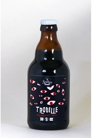 Bière Noire Artisanale Trouille