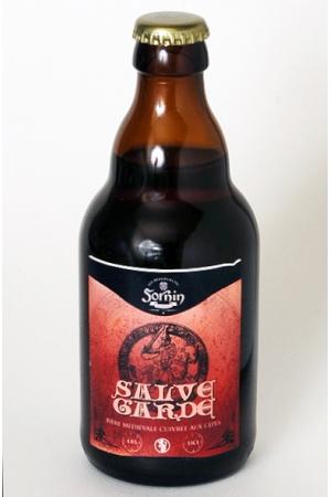 Bière Médiévale Artisanale Cuivrée aux Cèpes
