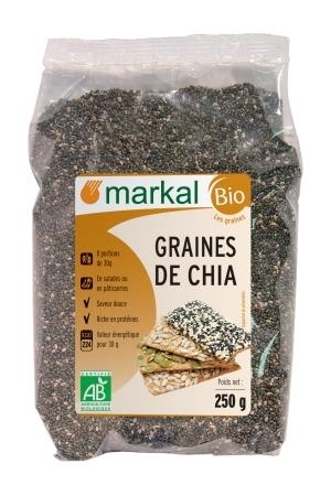 Graines de Chia Produit Bio AB