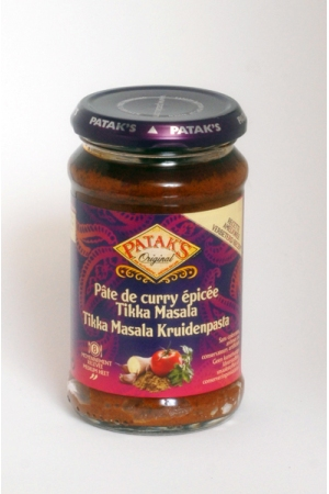 Pâte de Curry Épicée Tikka Masala