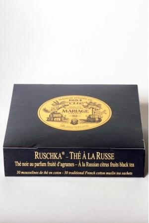 Thé 'Mariage Frères' Ruschka à la Russe