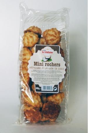 Biscuit Mini Rochers à la Noix de Coco