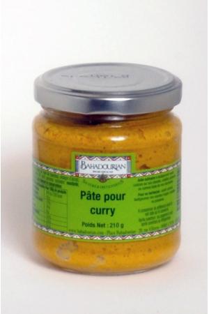 Pâte pour Curry