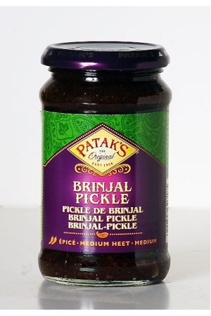 Pickle d'Aubergine Brinjal