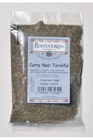 Curry Noir Torréfié