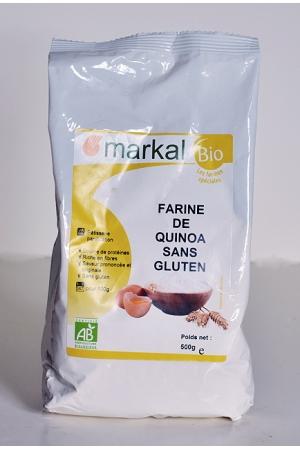 Farine de Quinoa sans Gluten