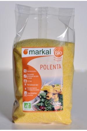 Polenta Bio - Semoule de Maïs Fine