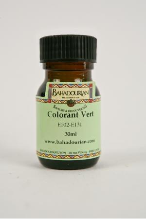 Colorant Vert